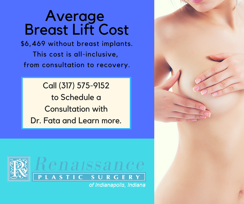 How Much Does Breast Lift Surgery Cost | Indianapolis, IN